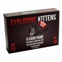 Exploding Kittens 18+