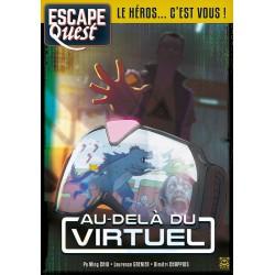 Escape Quest T.2 : au-delà du virtuel