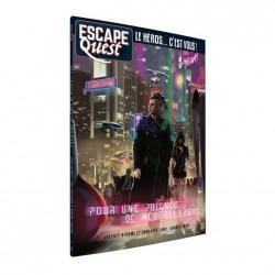 Escape Quest T.5 : pour une poignée de neodollars