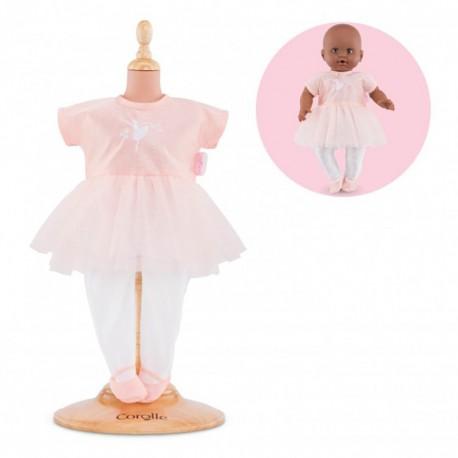 Combinaison ballerine pour bébé 36 cm