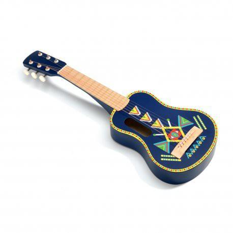 Animambo : guitare 6 cordes métalliques