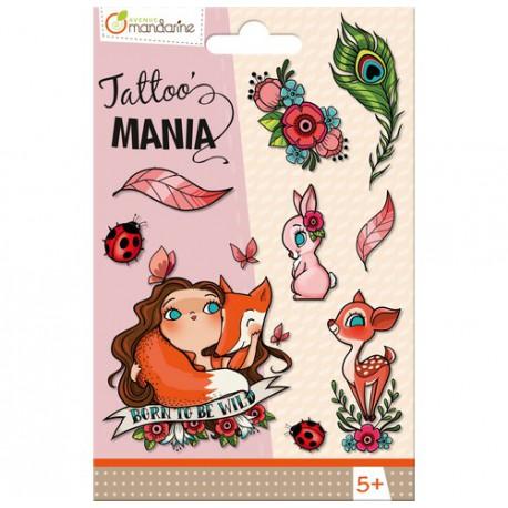 Tattoo' Mania : Marin