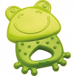 Hochet : grenouille