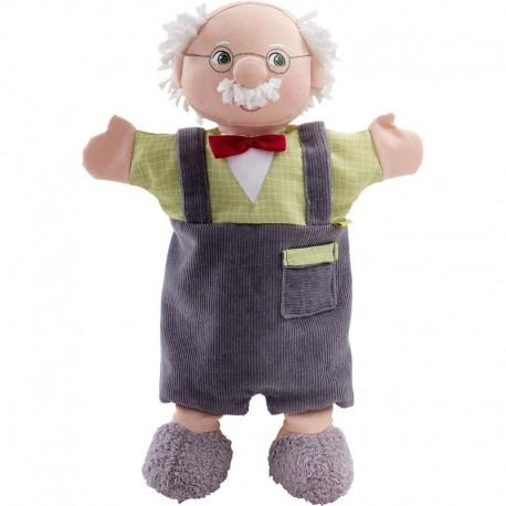 Marionnette : papi