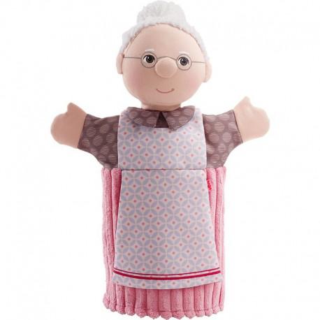 Marionnette : mamie