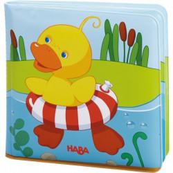 Livre de bain : canard baigneur