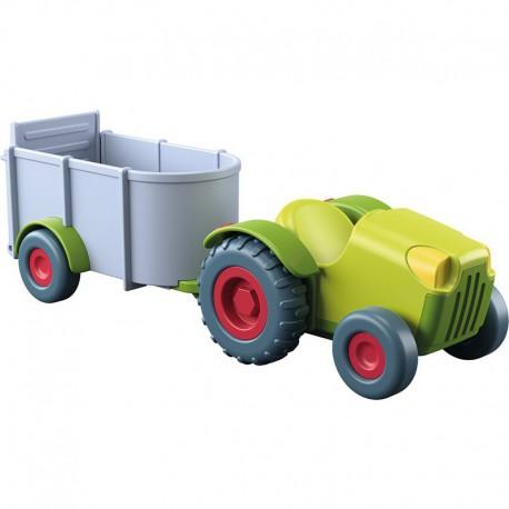 Little friends : tracteur avec remorque