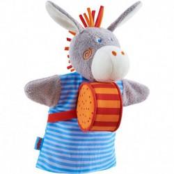 Marionnette sonore : âne
