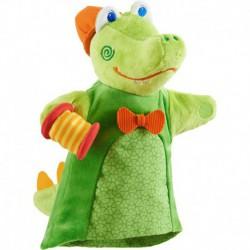 Marionnette sonore : crocodile