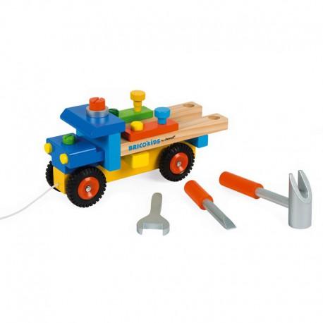 Camion de bricolage : brico'kids