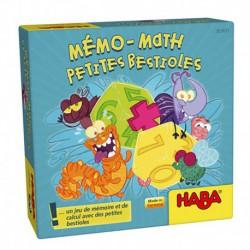 Mémo-math : petites bestioles