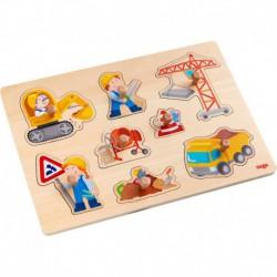 Puzzle : chantier