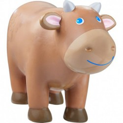 Little friends : vache marron