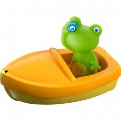 Bateau de bain : ohé la grenouille !