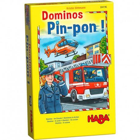 Domino pin-pon !