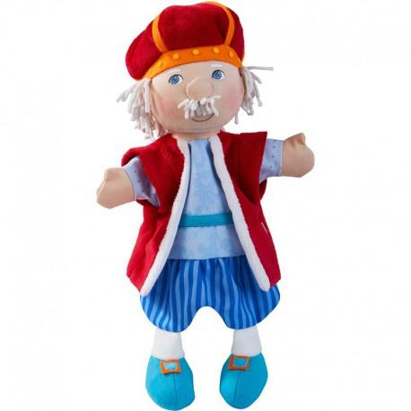 Marionnette : roi
