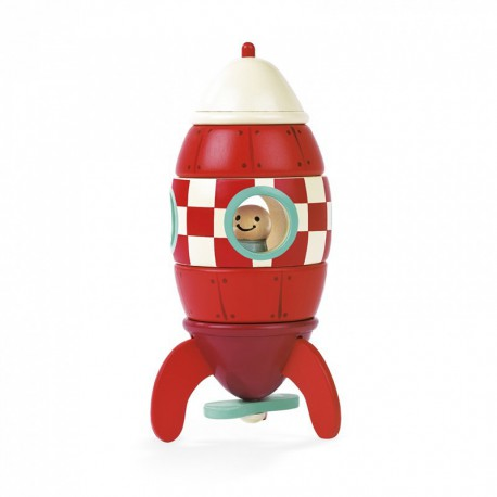 Kit magnet fusée