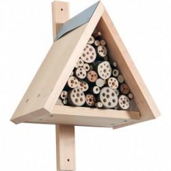 Hôtel pour insectes à assembler