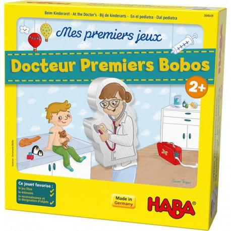 Docteur premiers bobos