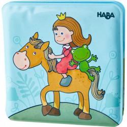 Livre de bain magique : princesse