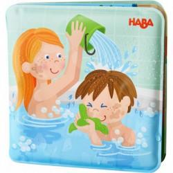 Livre de bain : journée de lessive chez Paul et Pia