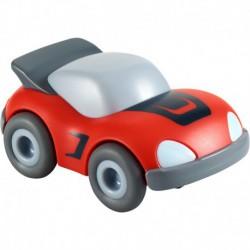Kullerbü : voiture de sport rouge