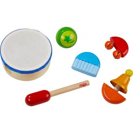 Ensemble de jeux musicaux