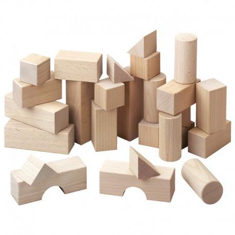Blocs de construction : boîte de base
