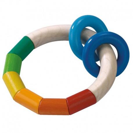 Hochet : anneau