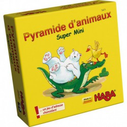 Pyramide d'animaux : super mini