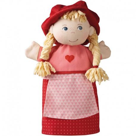 Marionnette : le petit chaperon rouge