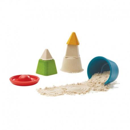 Jeu de sable : créative