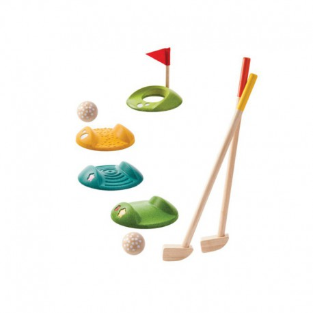 Set complet de mini golf