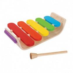 Xylophone ovale