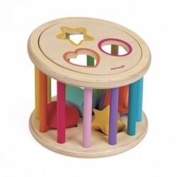 Quizz des formes : I wood