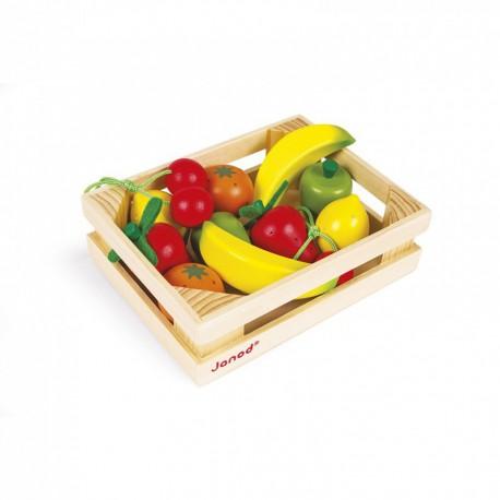 Cagette : 12 fruits