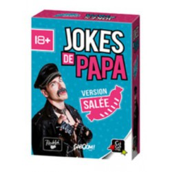 Jokes de papa : extension salée