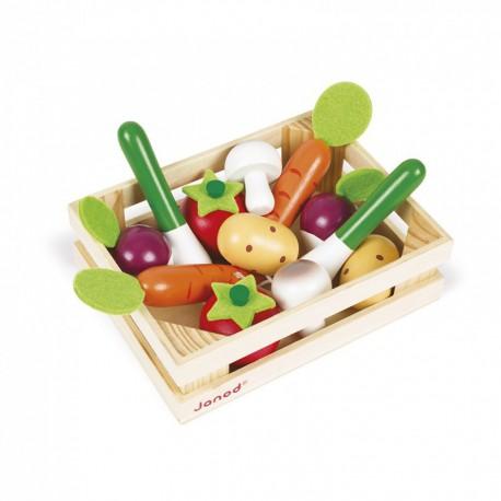 Cagette : 12 légumes