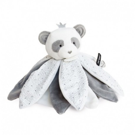 Attrape-rêve : panda doudou pétales