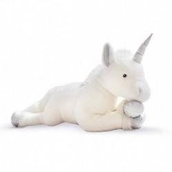 Licorne allongée