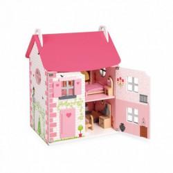 Maison de poupées : mademoiselle