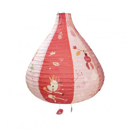 Louise : lanterne