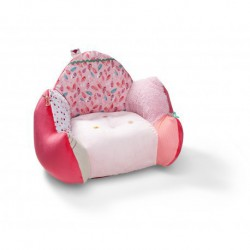 Louise : fauteuil club
