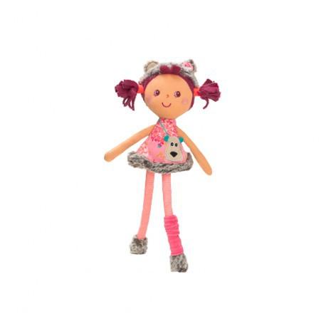 Césaria : mini poupée