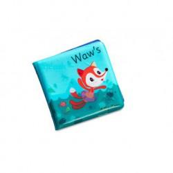 Alice splash : livre de bain magique