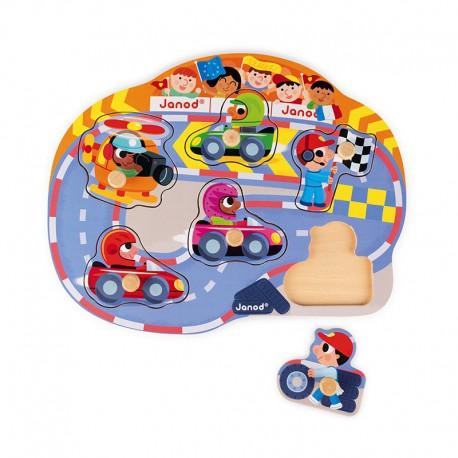Puzzle : happy racing