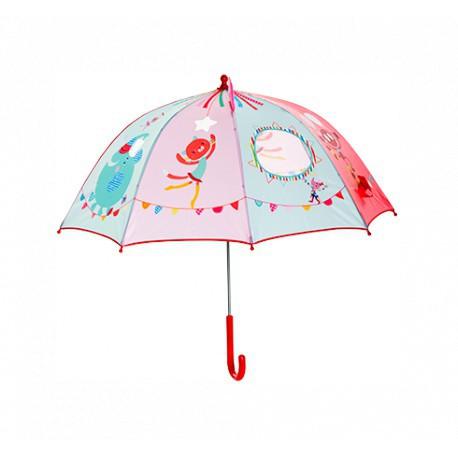 Parapluie : cirque