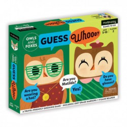 Guessing game : owls & foxes