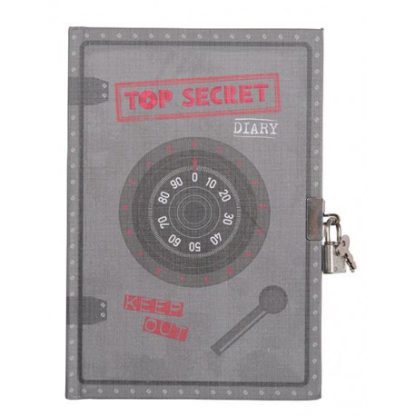 My diary : top secret