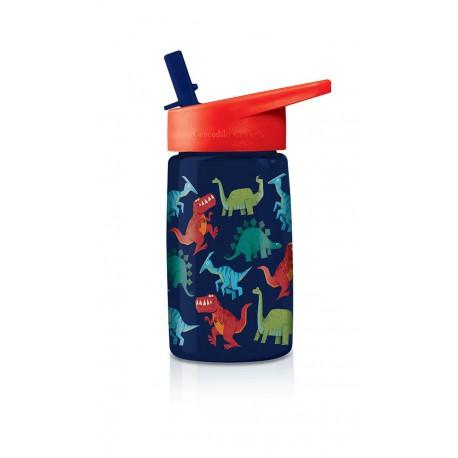 Tritan bottle : dinosaurs